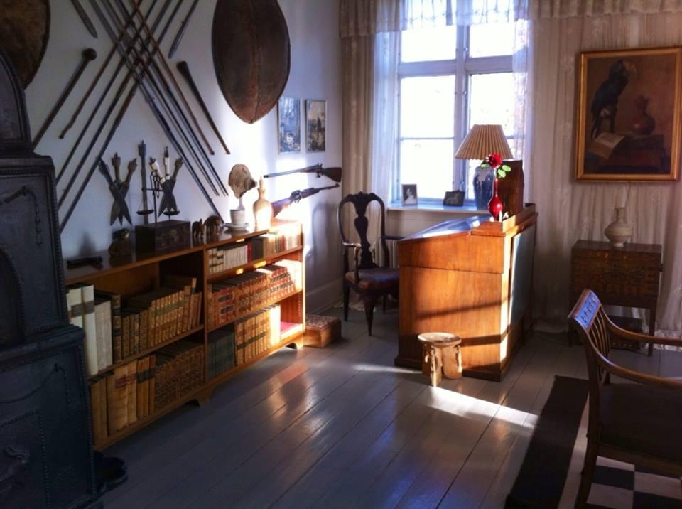 La mia Danimarca, alla scoperta di Karen Blixen. –I