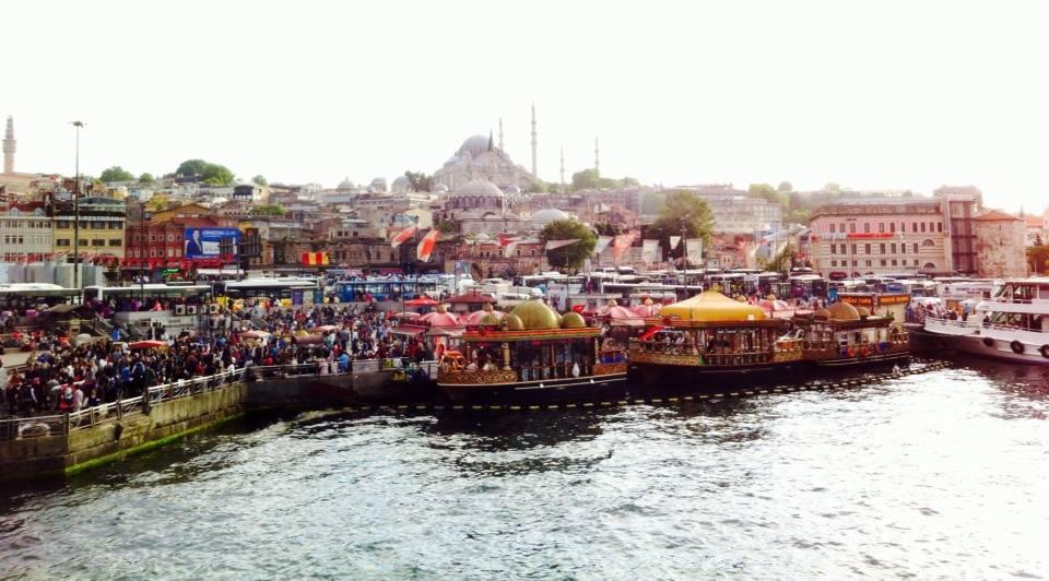ISTANBUL, le mille e una notte chefurono…