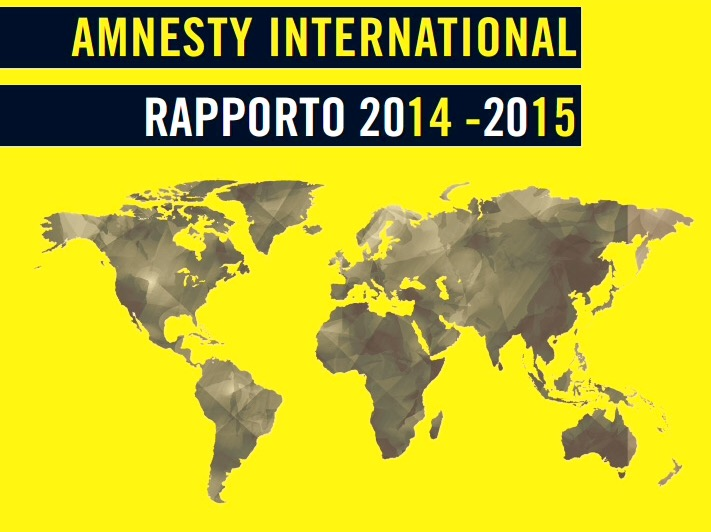 Rapporto 2014-2015 Amnesty International