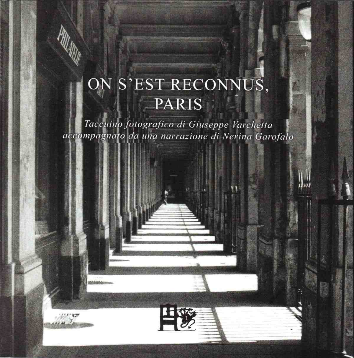 """On s'est reconnus, Paris""."