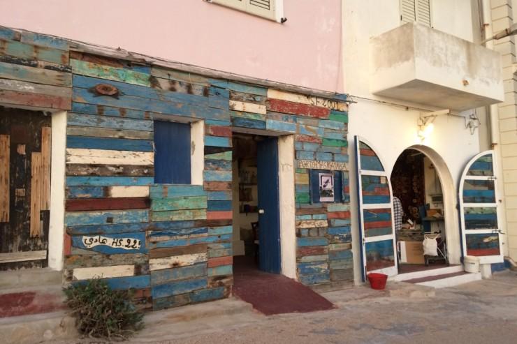 Lampedusa, torno acasa.