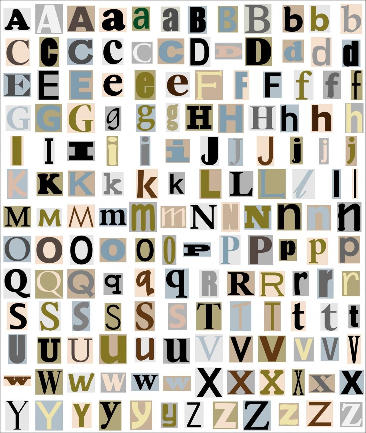 Un nuovo alfabeto ai tempi delCovid19