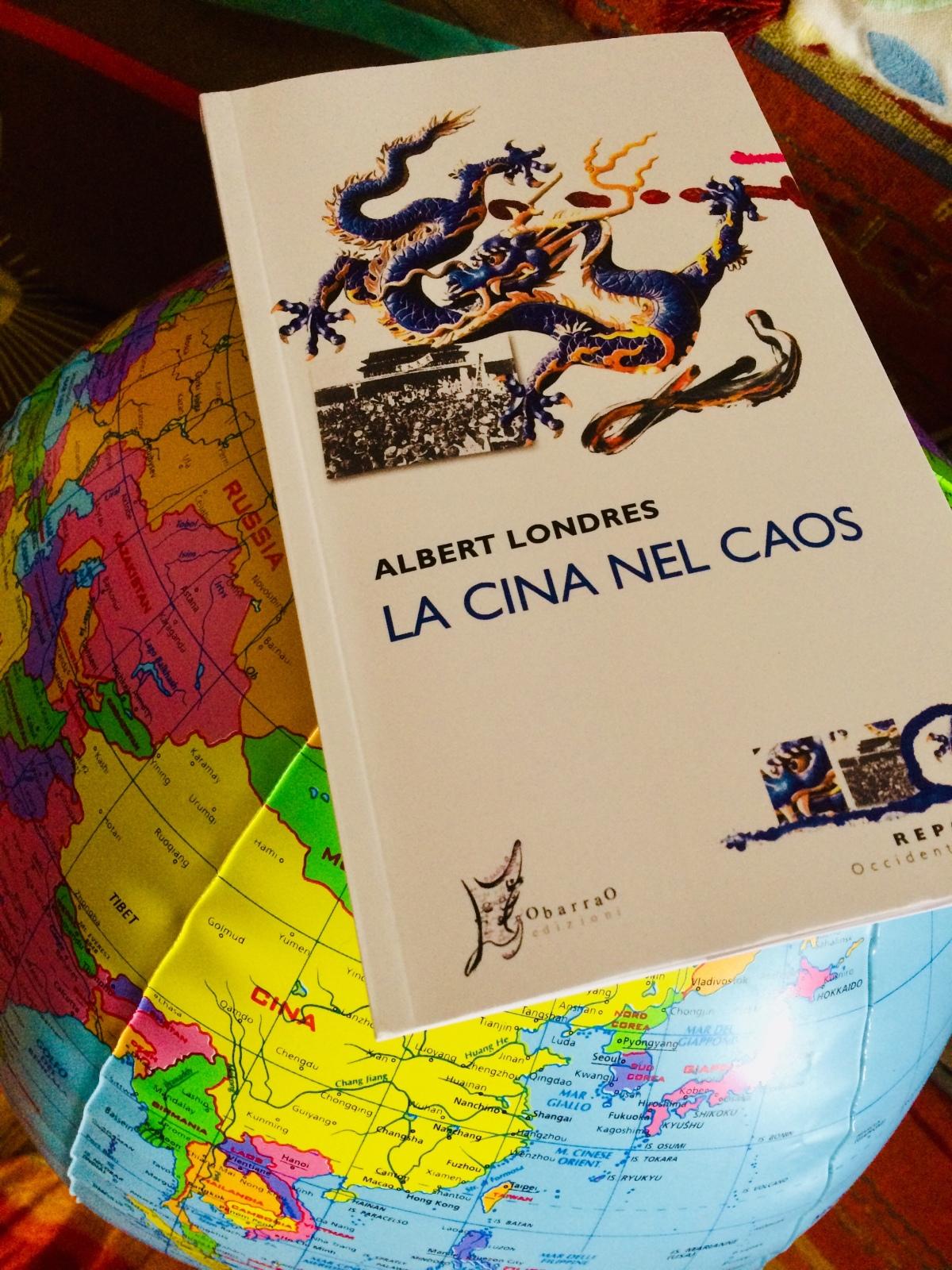 """La Cina nel caos"" di AlbertLondres"