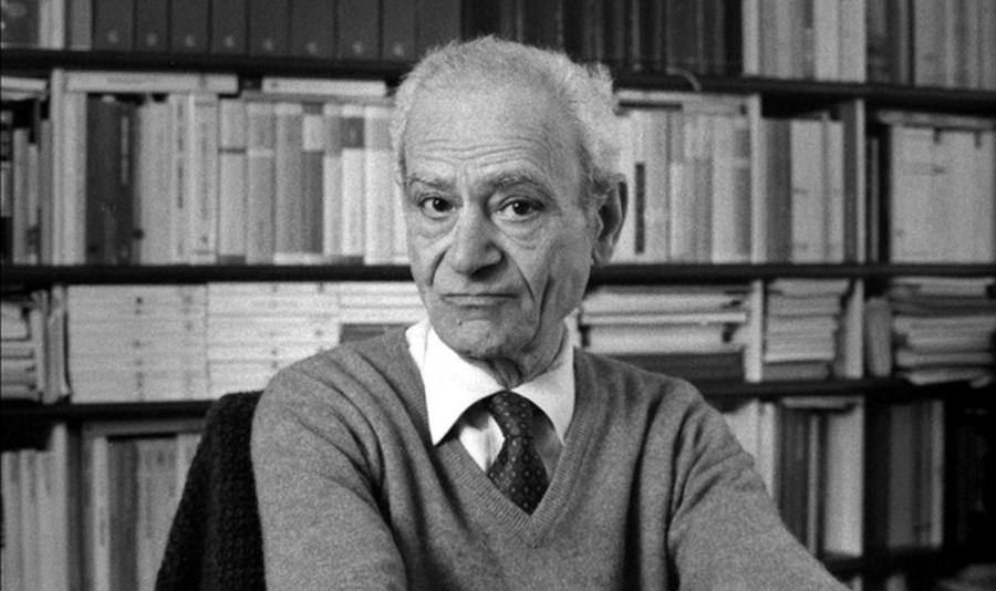 "A voce alta: ""Palingenesi"" di GiorgioCaproni."