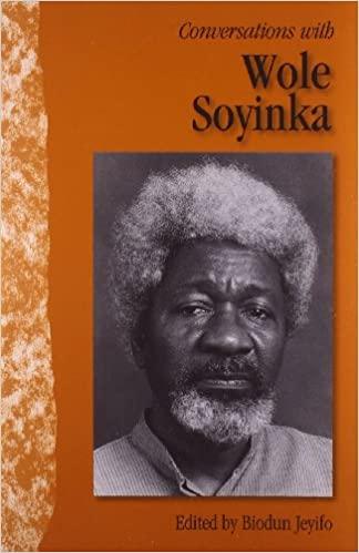 A voce alta: Mandela incontra Leah di WoleSoyinka