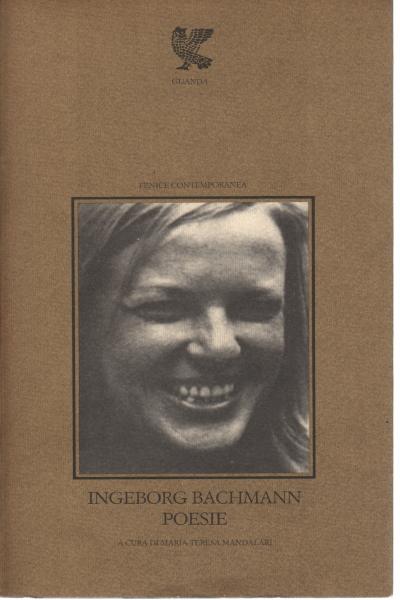 A voce alta: Spiegami, amore di IngeborgBachmann